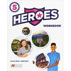 HEROES ACTIVITY BOOK 5