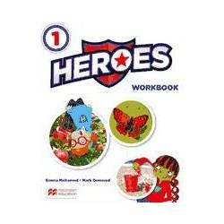HEROES ACTIVITY BOOK 1