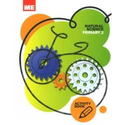 NATURAL SCIENCIE 2 ACTIVITY BOOK - LEARN TOGETHER