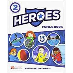 HEROES PUPIL´S BOOK 2