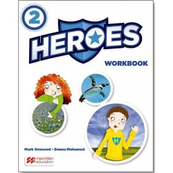 HEROES PUPIL´S  2 - ACTIVITY BOOK