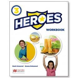 HEROES 3 ACTIVITY BOOK