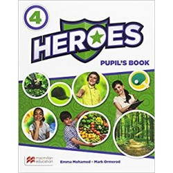HEROES PUPIL´S BOOK 4