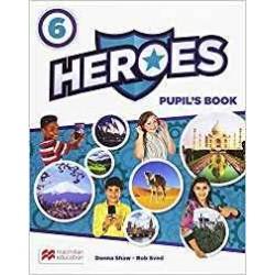 HEROES PUPUL´S BOOK 6