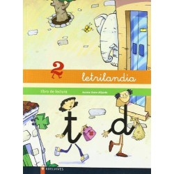 LIBRO LECTURA LETRILANDIA Nº2