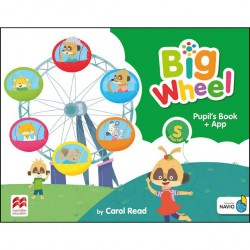 BIG WHEEL STARTER PUPIL´S BOOK PACK STANDARD
