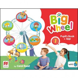 BIG WHEEL 1 PUPIL´S BOOK PACK STANDARD