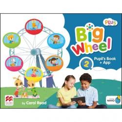 BIG WHEEL 2 PUPIL´S BOOK PACK STANDARD