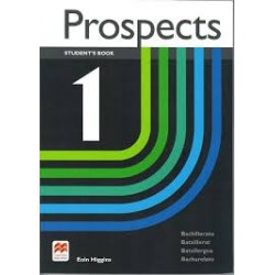 PROSPECTS 1 STUDENT´S BOOK
