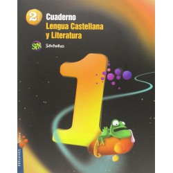 CUADERNO LENGUA 2-1 SUPERPIXÉPOLIS
