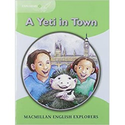 PLAN LECTOR INGLÉS: YETI COMES TO TOWN