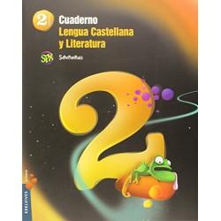 CUADERNO LENGUA 2-2 SUPERPIXÉPOLIS