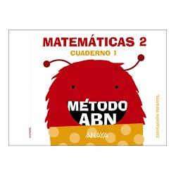 MATEMÁTICAS ABN NIVEL2. CUADERNO 1